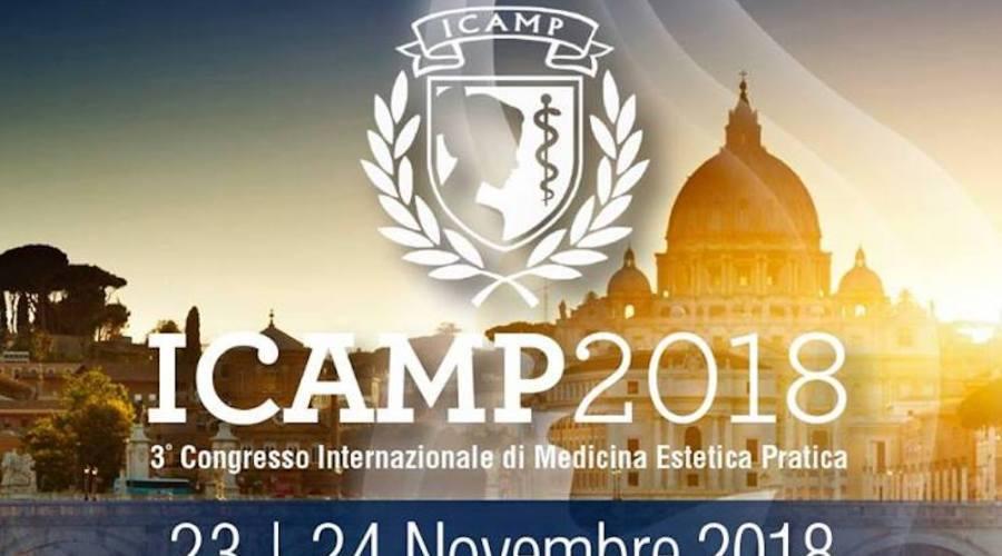 Come disegnare un profilo perfetto senza chirurgia - ICAMP 2018 - Dr. Astolfi
