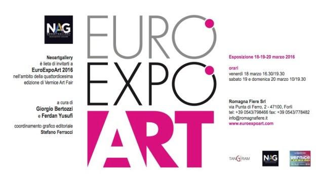 EuroExpoArt Neoartgallery Vernice Art Fair