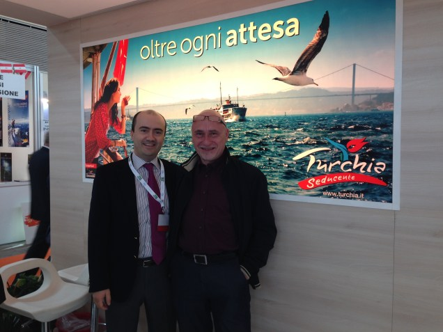 Giorgio Bertozzi Enis Ugur Turchia Rimini Fiera Neoartgallery1