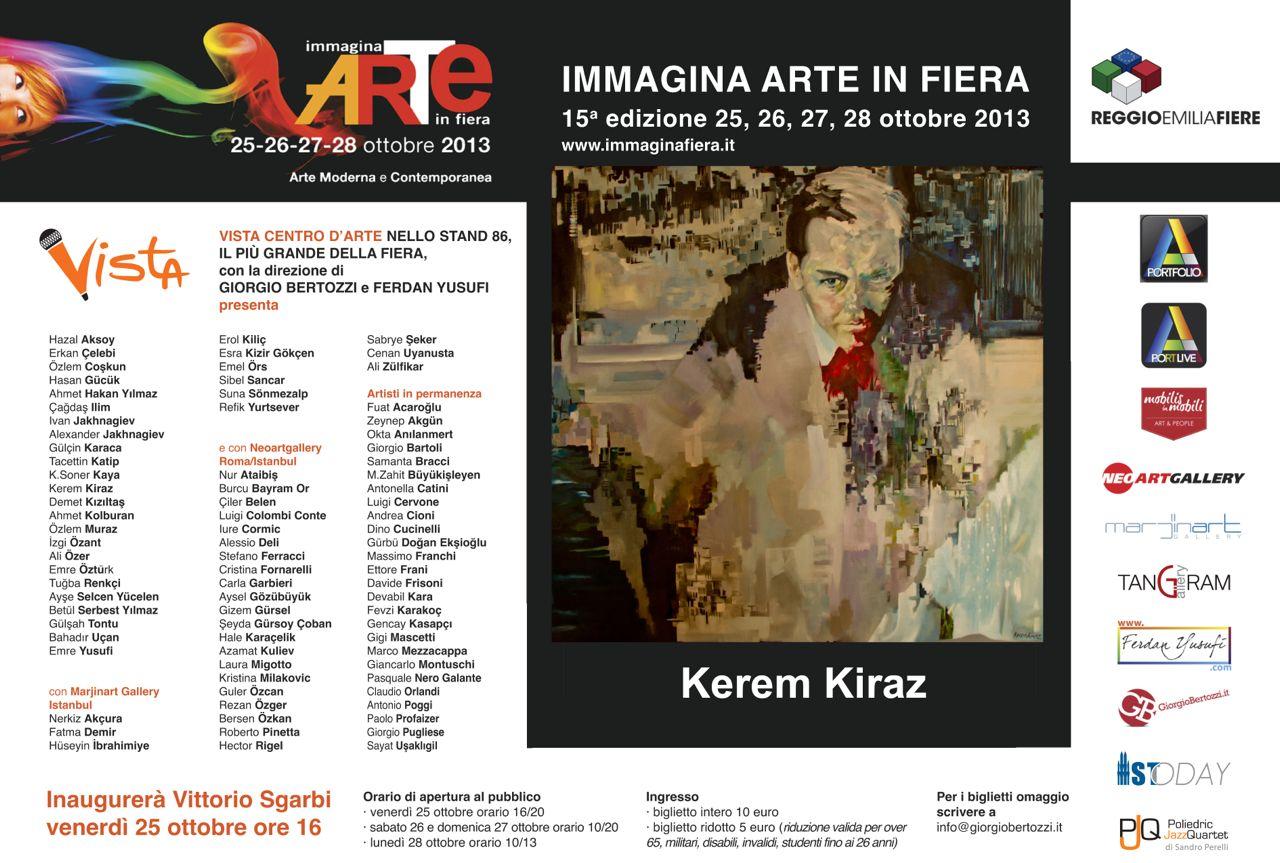 Giorgio Bertozzi Neoartgallery Immagina 2013 invito 07