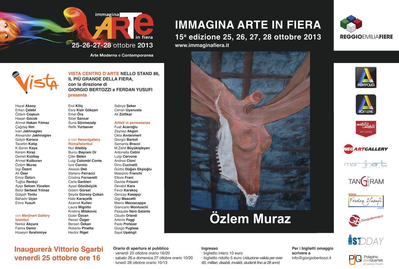 Giorgio Bertozzi Neoartgallery Immagina 2013 invito 09
