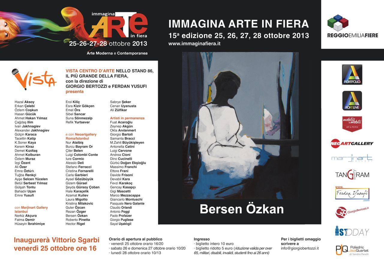 Giorgio Bertozzi Neoartgallery Immagina 2013 invito 27