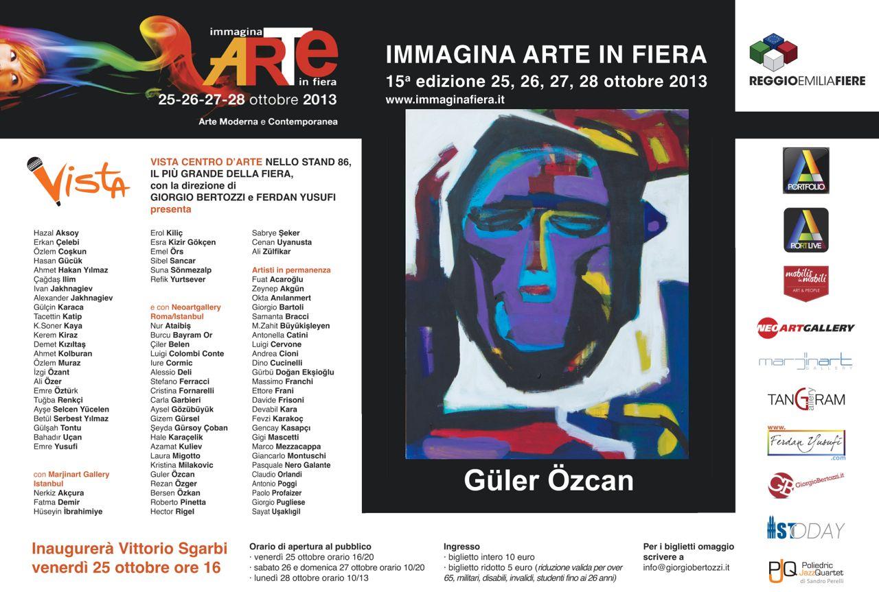 Giorgio Bertozzi Neoartgallery Immagina 2013 invito 29