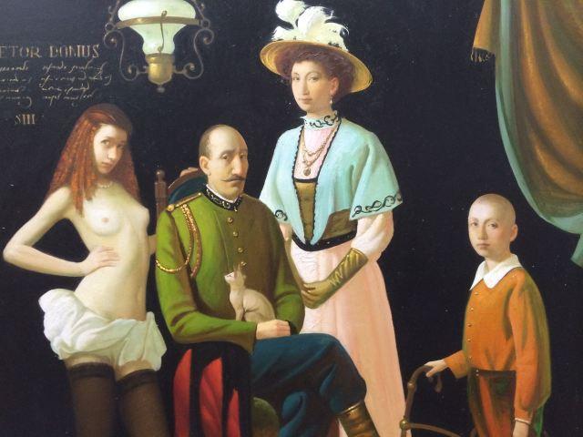 Giorgio bertozzi Russia art  Tra sogni e metafore neoartgallery