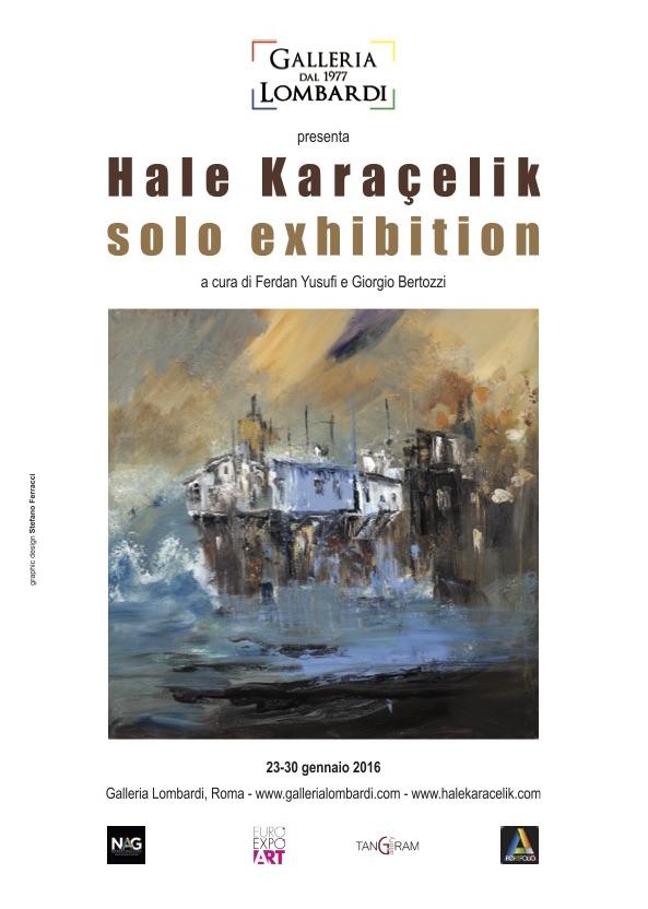 Hale Karaçelik Solo Exhibition