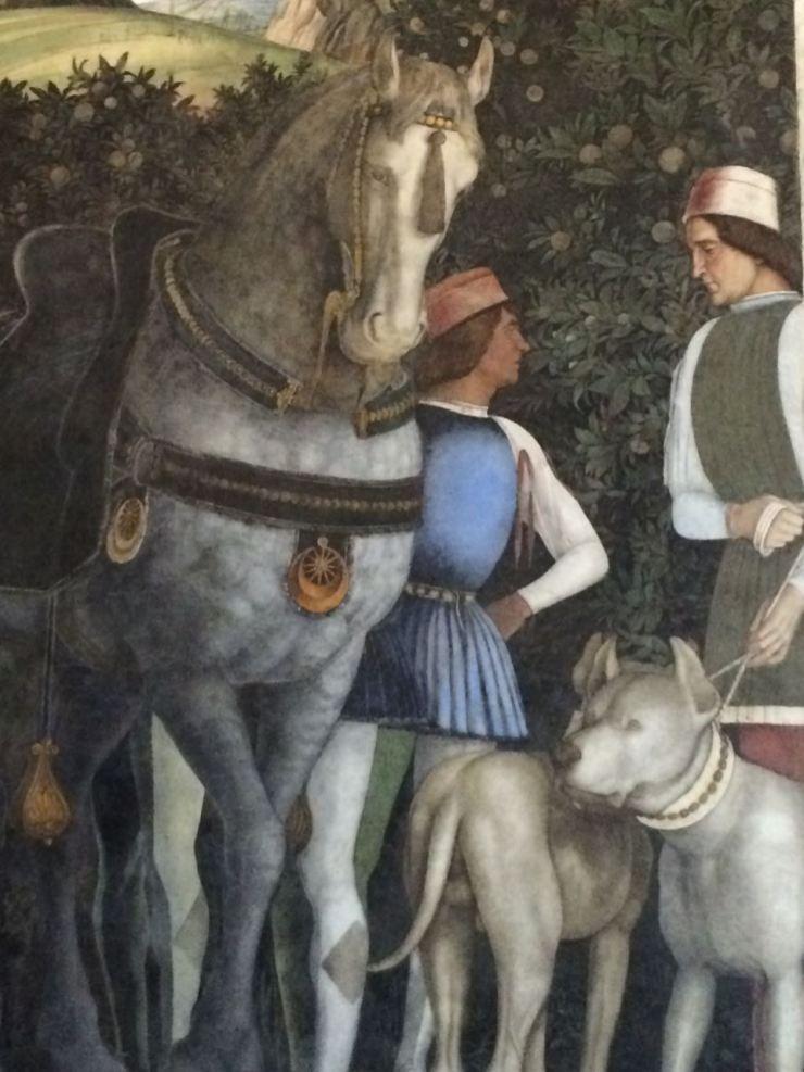 Mantova La camera Degli Sposi Mantegana Giorgio Bertozzi Neoartgallery - 14