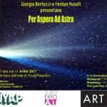 """ArtIst 2017 Istanbul """"Per Aspera Ad Astra"""""""