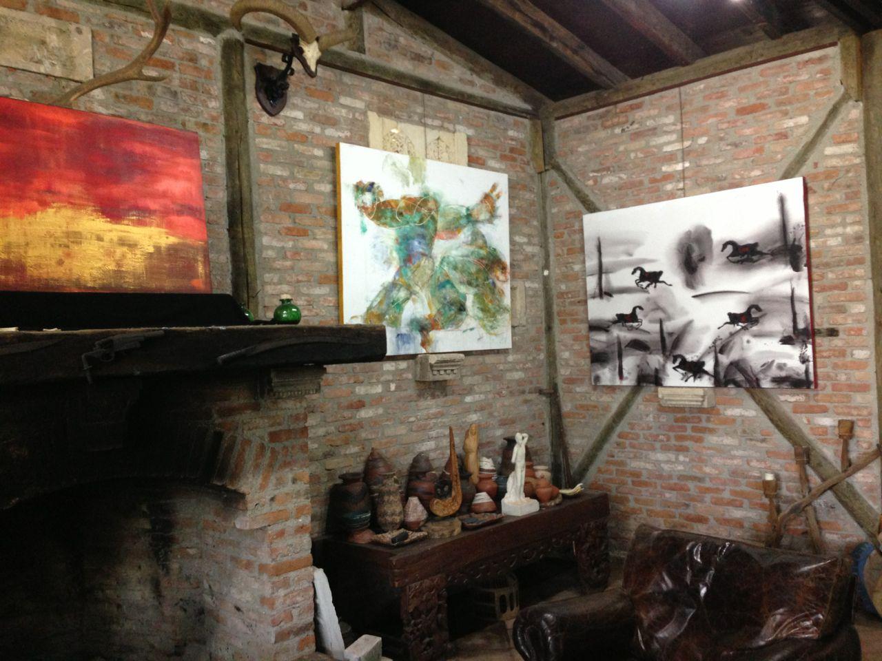 Portakalçiçegi Sanat Kolonisi Giorgio Bertozzi12