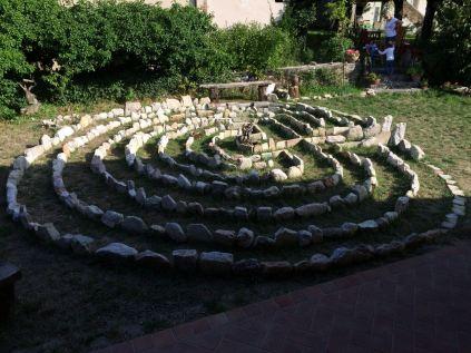 Viola di Massimo e il Labirinto Giorgio Bertozzi Neoartgallery - 23