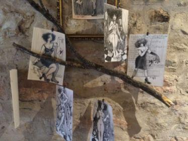Viola di Massimo e il Labirinto Giorgio Bertozzi Neoartgallery - 32