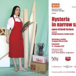 Hysteria in narrow space