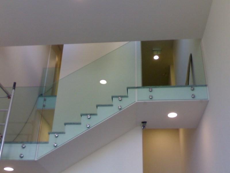 scale con gradini in vetro by Giorgio Ferrari Vetro_42
