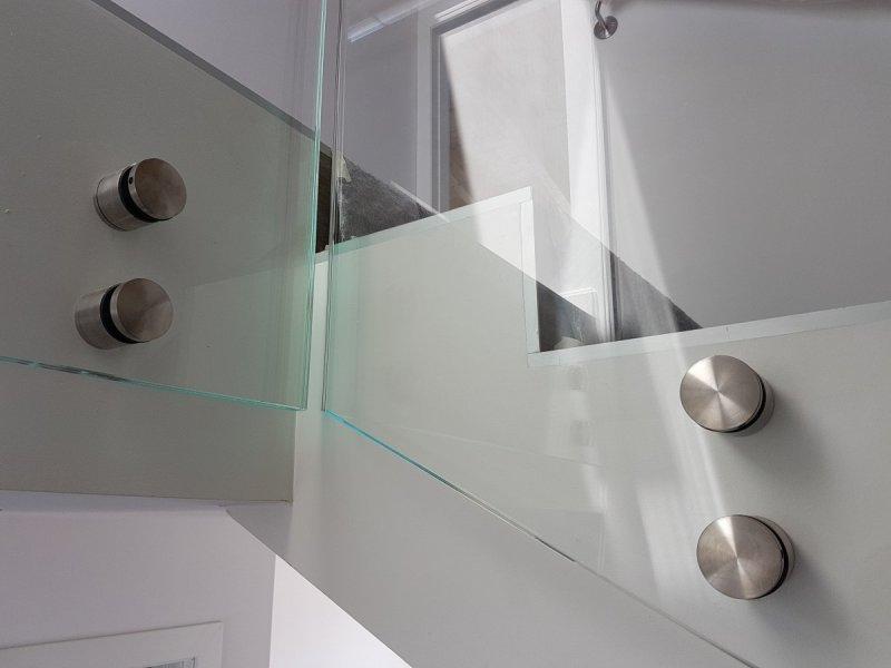 scale con gradini in vetro by Giorgio Ferrari Vetro_43