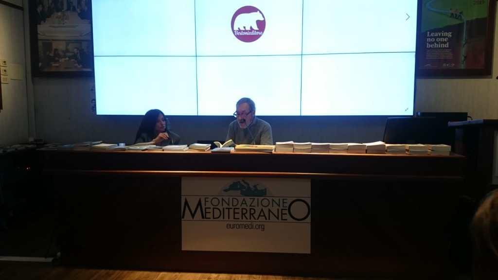 Maira Francavilla e Bruno Mohorovich al MAMT di Napoli