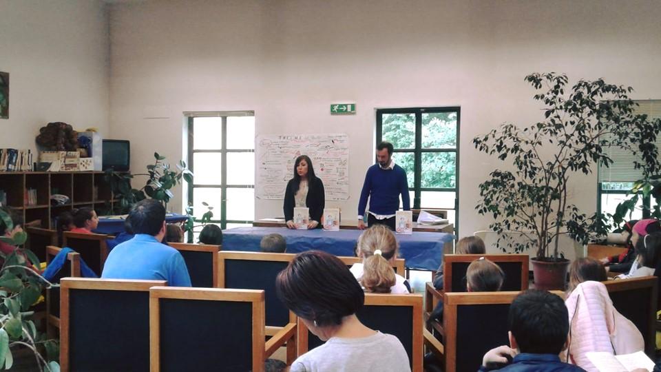 Salerno, Montanari, PIZZA STORY, Bertoni, biblioteca Cesare Pavese, Parma 18/05/2019