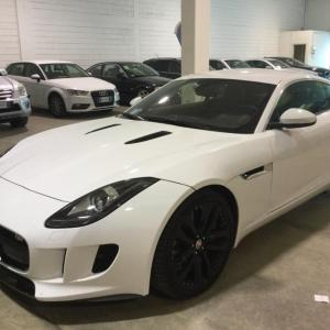 Jaguar F-TYPE 3.0 V6 S