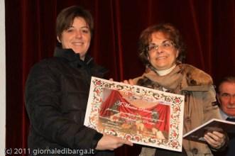 La premiazione della Misericordia e ei Donatori di Sangue di Castelvecchio