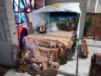 Presepe Gruppo Fidas Chiesa Cristo Redentore di Fornaci