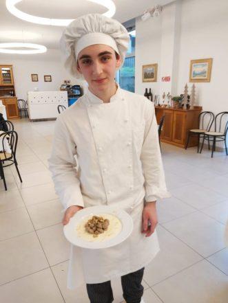 Il vincitore Michele Misale