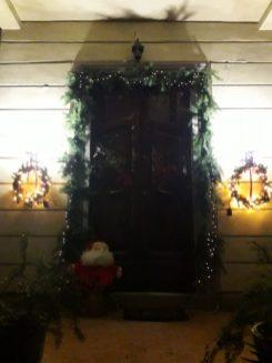 Addobbi natalizi di Luciana Passerotti a Barga