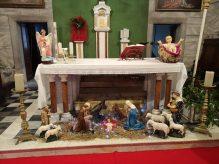 Presepe Chiesa di Sommocolonia