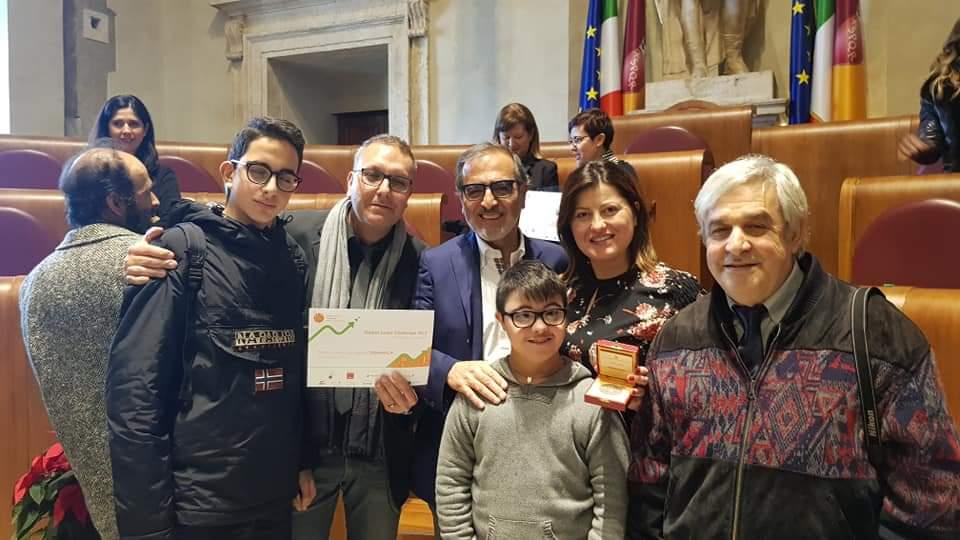 Global Junior Challenge 2019: vince Dinamica Rocca Priora