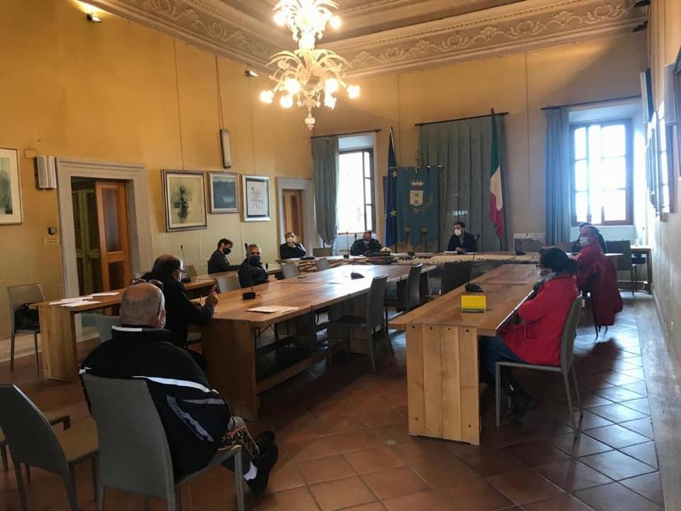 """Genzano, Zoccolotti riunisce il """"Centro Operativo Comunale"""""""
