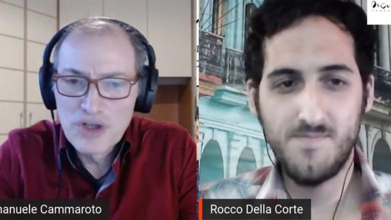 """Labico, Rocco Della Corte presenta: """"Storia di Ettore L."""" a """"Ed uscimmo a riveder le stelle"""""""