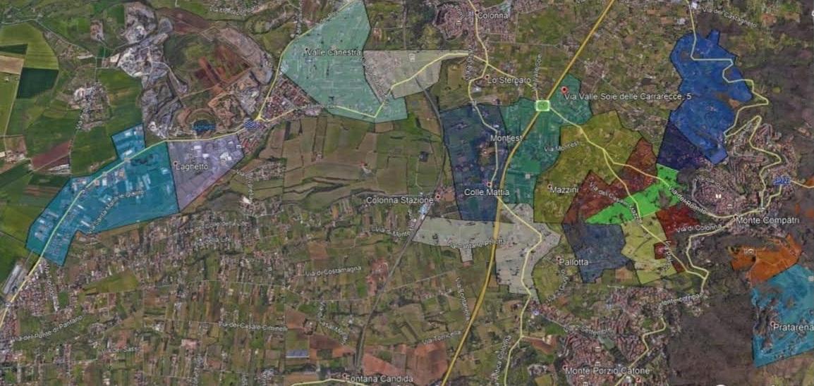 Monte Compatri, consumi idrici: arrivano limitatori di portata nelle zone con anomalie