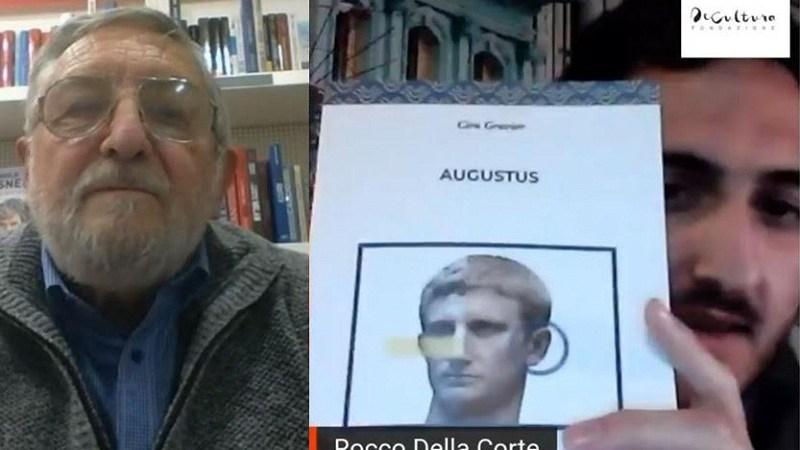 """Labico, viaggio nella vita di """"Augustus"""" con il professor Gravier: un ritratto credibile del principe Augusto"""