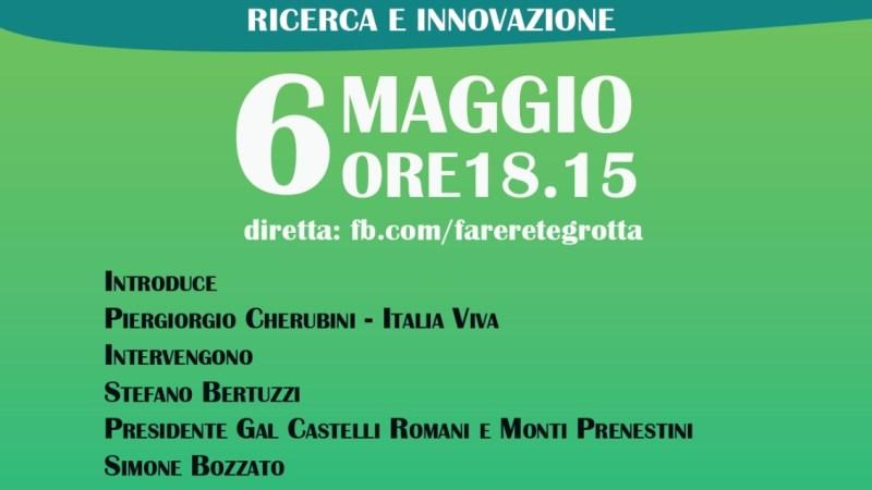 Grottaferrata, 6 maggio webinar sul turismo sostenibile ideato da #FareRete e Italia Viva