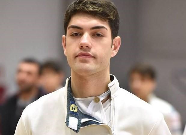 """Frascati Scherma, De Maria: """"Contento per la mia prima qualificazione ai campionati italiani"""""""