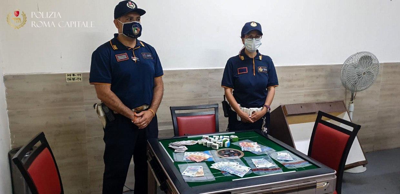 """Torpignattara, lotta alle """"bische clandestine"""", Polizia Locale chiude due attività"""