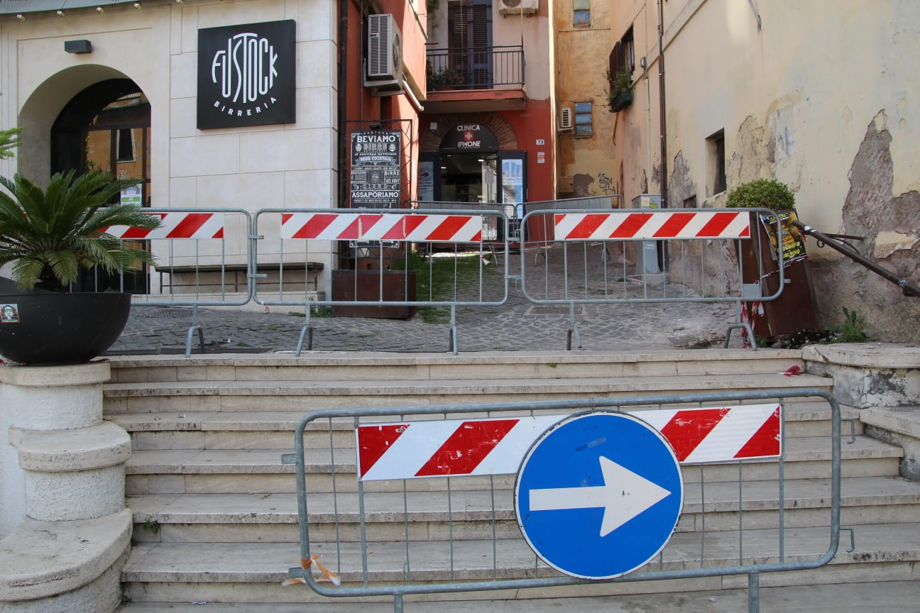 Albano, aggiornamenti sulla palazzina in Via Graziosa