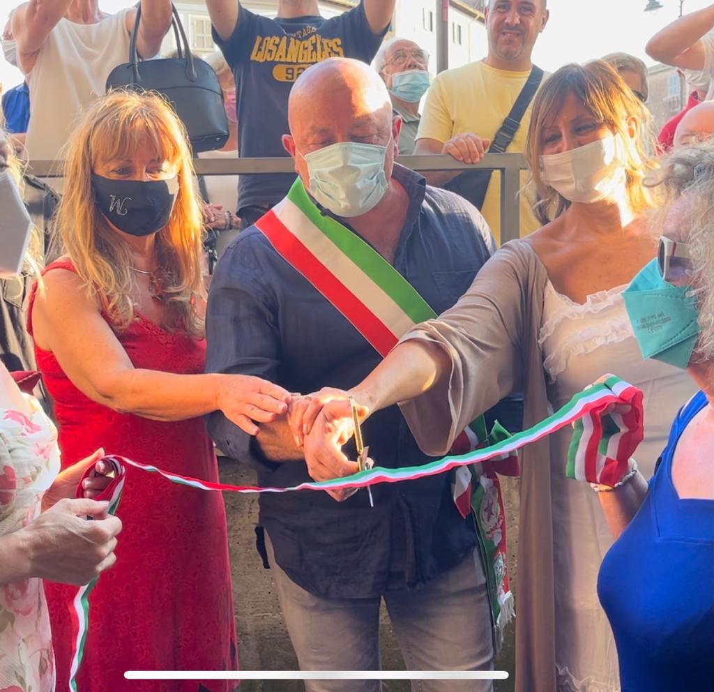 Marino, posticipata l'apertura della Galleria Urbana