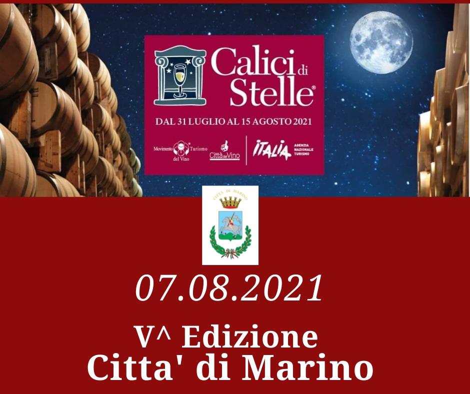 Calici di Stelle, a Marino in scena eccellenze vinicole e astronomia