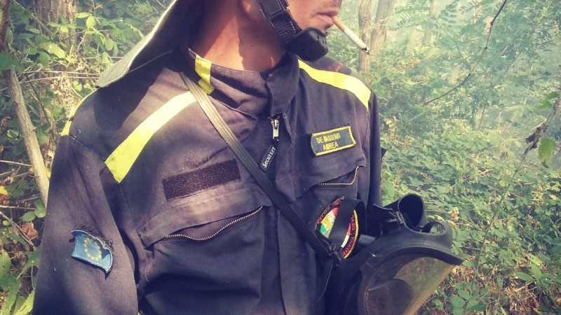 Colonna, cordoglio per il volontario della protezione civile Pegaso