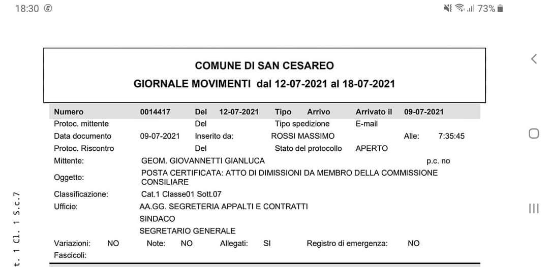 San Cesareo, l'Associazione Aria Pulita sulla Commissione Consiliare sugli odorigeni