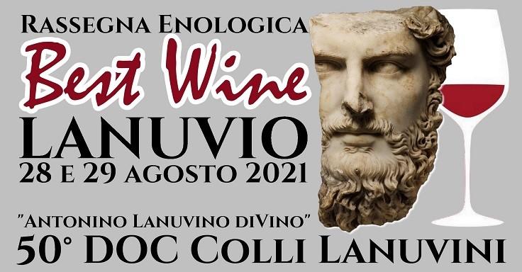 Lanuvio, sabato 28 e domenica 29 la manifestazione enologica Best Wine