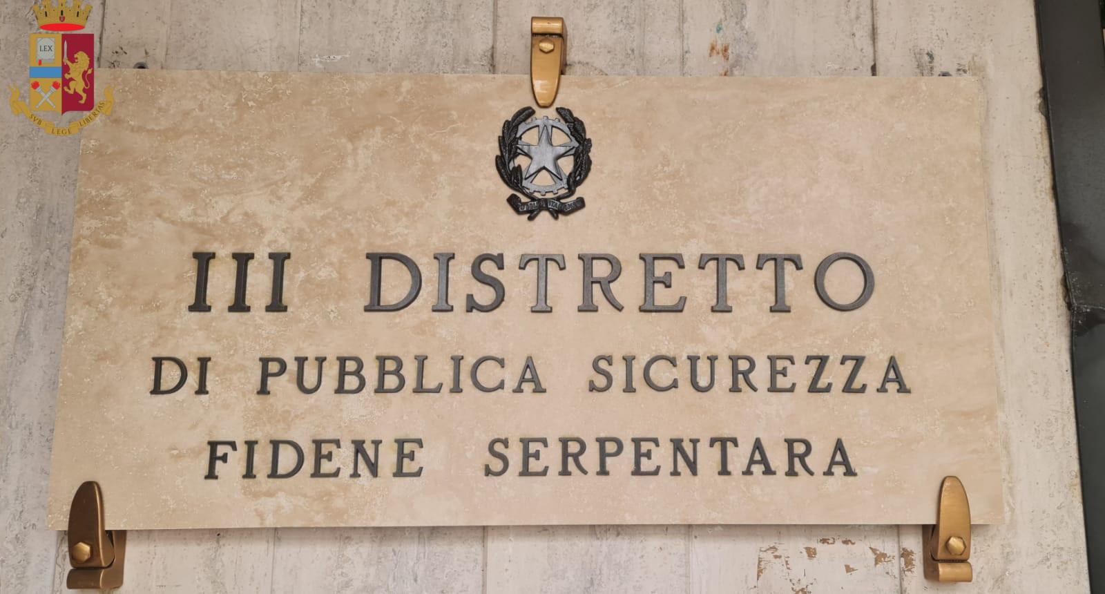 Roma, arrestato un 33enne per circonvenzione di incapace e atti persecutori