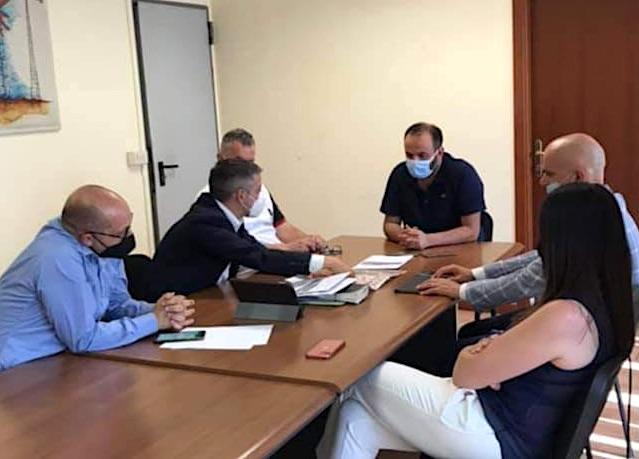 Ora Monte Compatri, Ferri e Valeriani incontro su questione Varianti e Laghetto