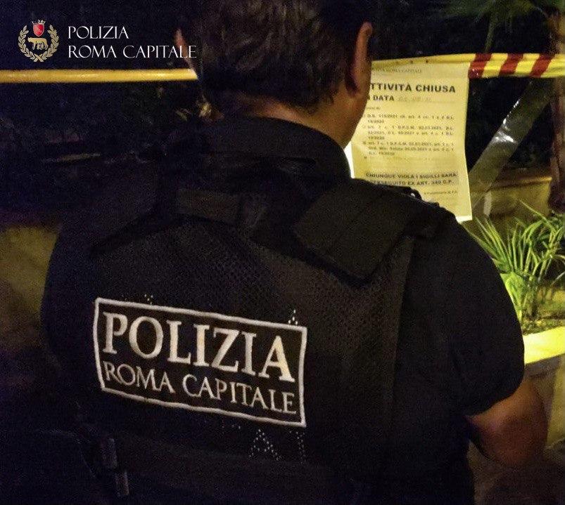 Roma, controlli al Centro Storico e ad Ostia: agenti infiltrati scovano oltre 1000 persone a ballare