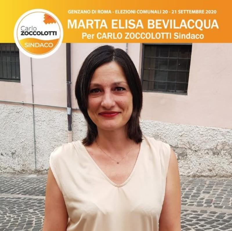 Genzano, Marta Bevilacqua si dimette da capogruppo lista Zoccolotti. Disattese alcune condivisioni.