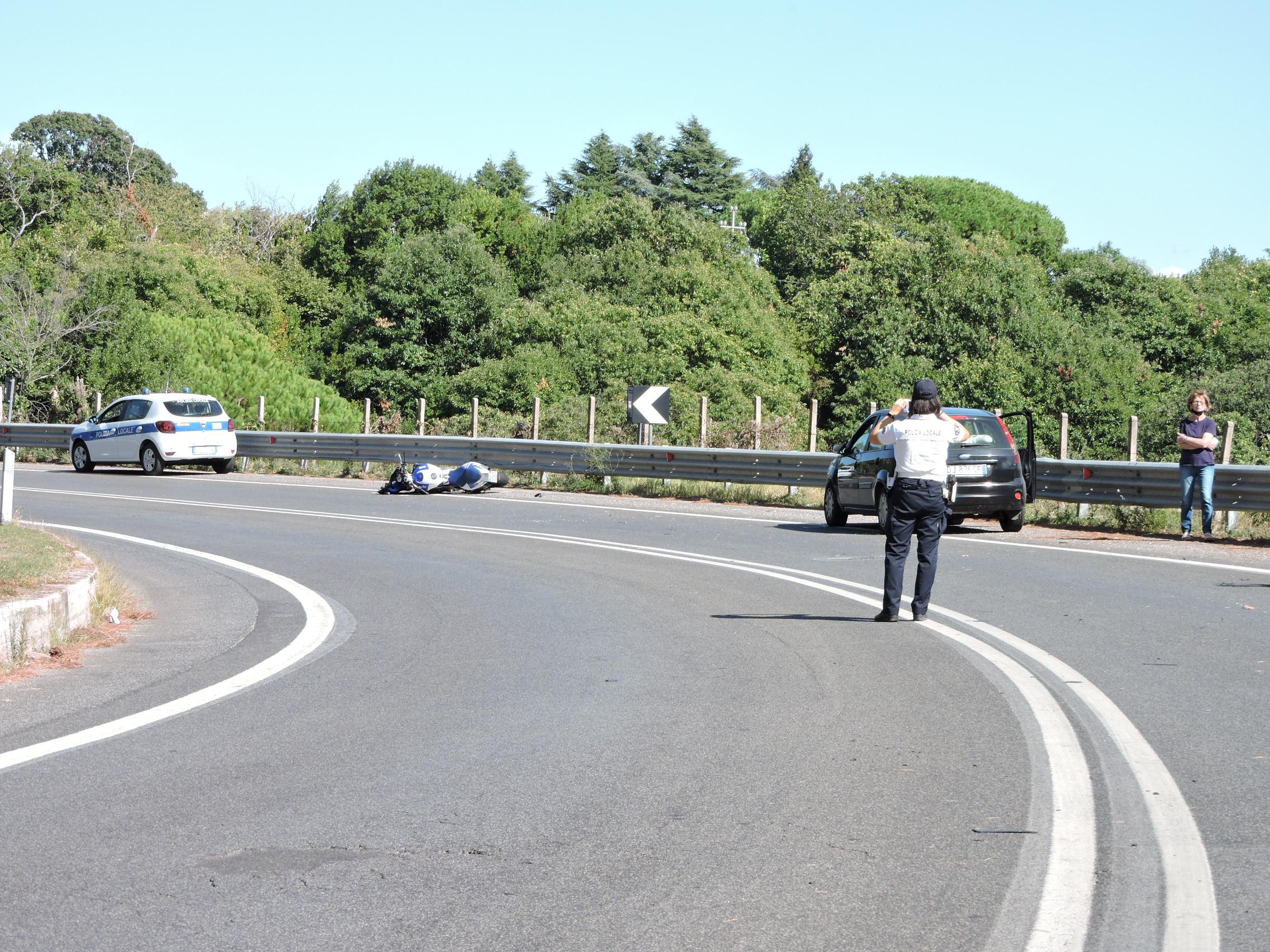 Velletri, rintracciato dopo 24 ore il pirata della strada, grazie ad una videocamera su via Appia Nuova