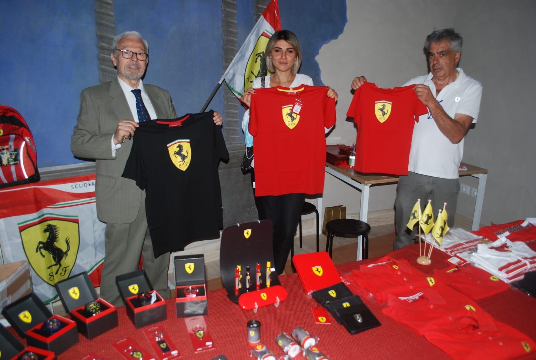 Ferrari, come nasce l'iconico logo del cavallino rampante