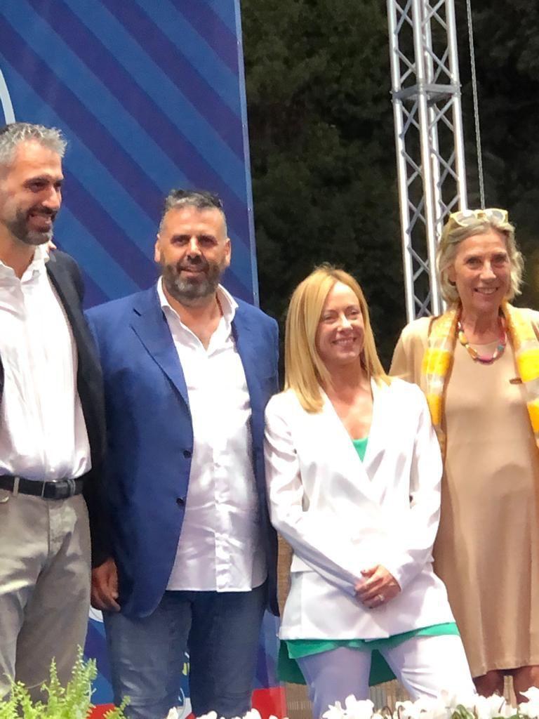 """Marino, De Santis(FdI): """"Con Giorgia Meloni a Santa Maria Mole per flashmob metropolitana leggera dei Castelli"""""""