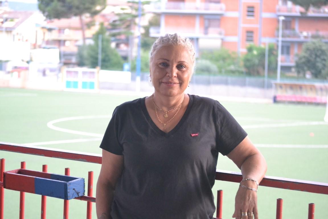 """Roma, ASD Casilina Vis, la vice presidente Opinca: I bambini al campo sono la nostra gioia"""""""