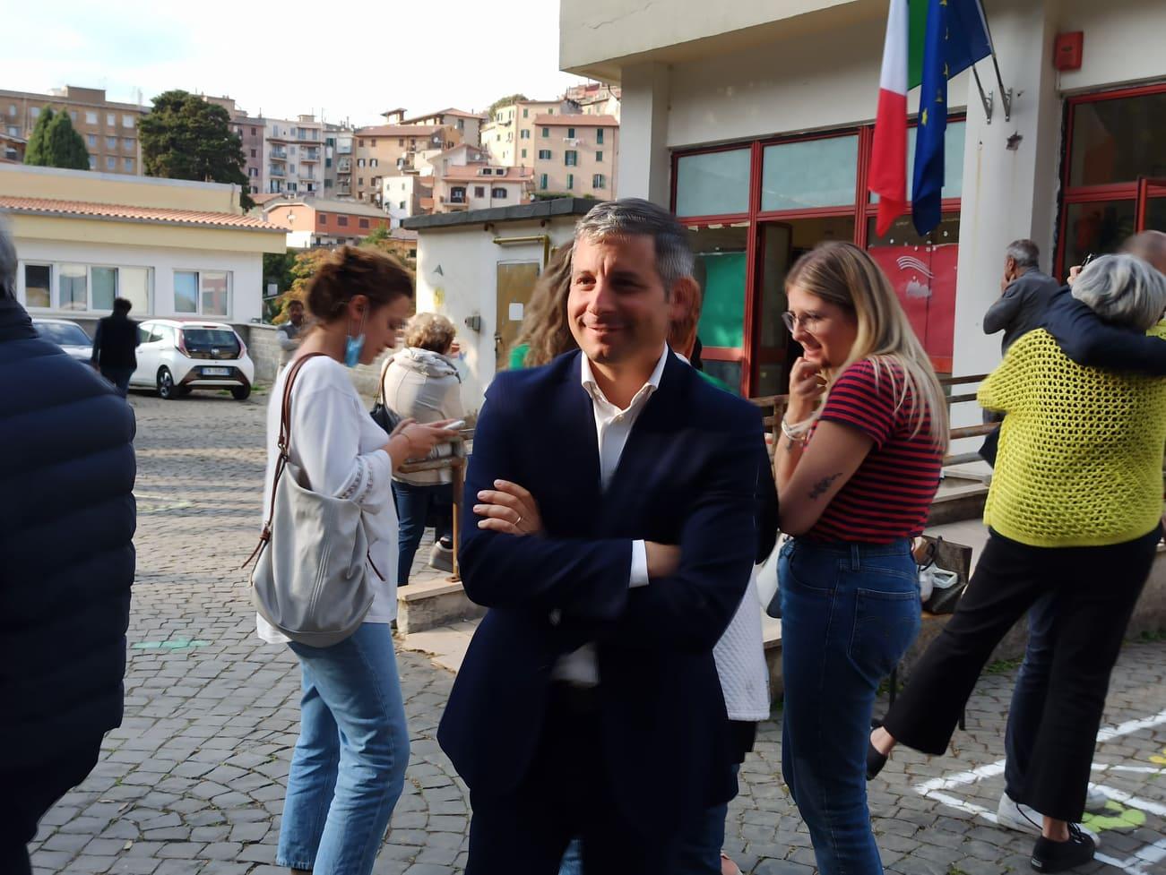 """Monte Compatri, Ferri nuovo sindaco: """"La vittoria della squadra"""""""