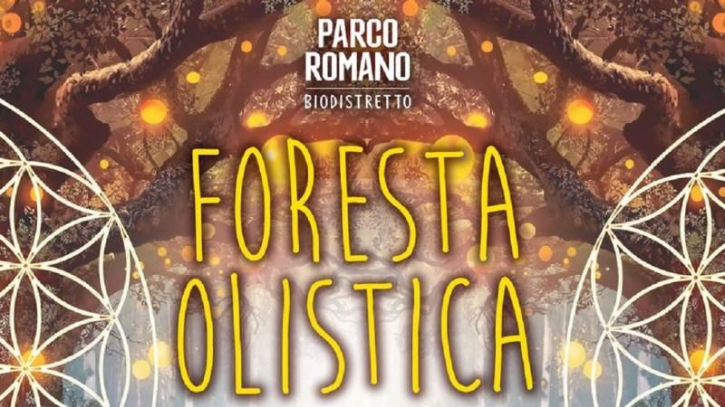 Ariccia, 10 ottobre al Parco Romano Biodistretto c'è Foresta Olistica