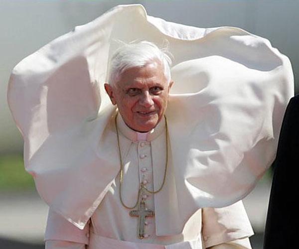 Bendikt XVI. Joseph Ratzinger